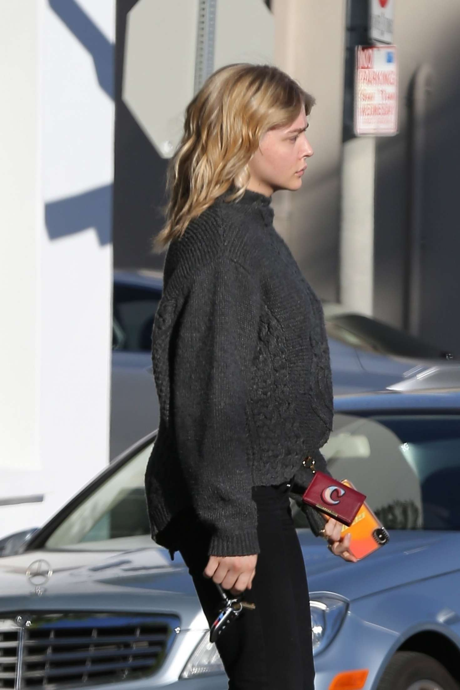 Chloe Moretz - Out in Los Angeles