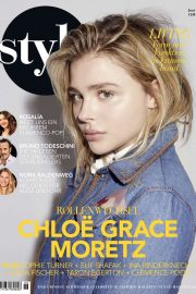 Chloe Moretz - Style Germany Magazine (June 2019)