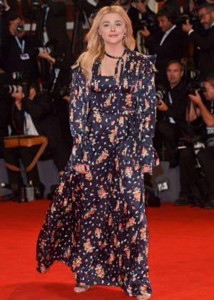 Chloe Moretz - Suspiria Premiere At 2018 Venice Film Festival