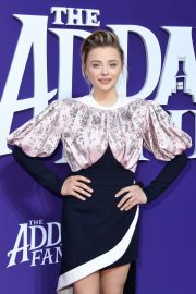 Chloe Moretz - 'The Addams Family' Premiere in Los Angeles