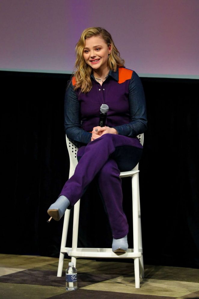 Chloe Moretz - 'The Miseducation of Cameron Post' at 21st Savannah Film Festival
