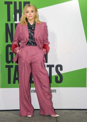 Chloe Moretz - The Next Green Talent Show 2018 in Milan