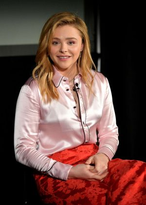 Chloe Moretz - Vulture Festival Presented By AT&T Day 1 in Hollywood