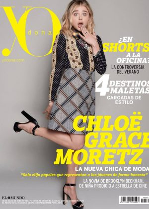 Chloe Moretz - YO DONA Cover Magazine (July 2016)