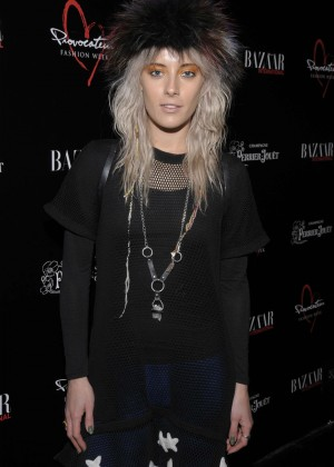 Chloe Norgaard - Harper's Bazaar International Celebrates Fashion + Cinema at Provocateur in New York