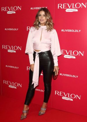Chloe Paige - Adwoa Aboah x Revlon Boldly Party in London