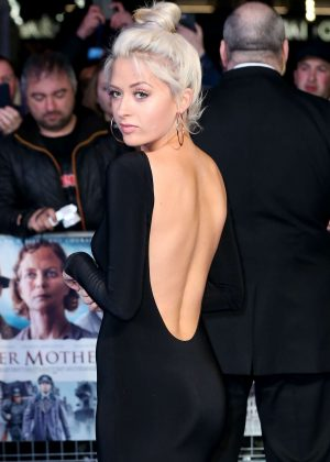 Chloe Paige - 'Another Mother's Son' Premiere in London