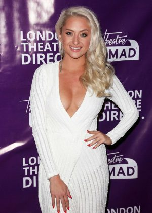 Chloe Paige - MAD Trust Charity Gala in Association with London Theatre Direct in London