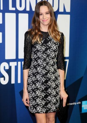 Chloe Pirrie - 61st BFI London Film Festival Awards in London