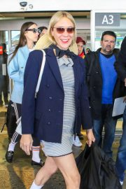 Chloe Sevigny - Arrives at Nice Airport