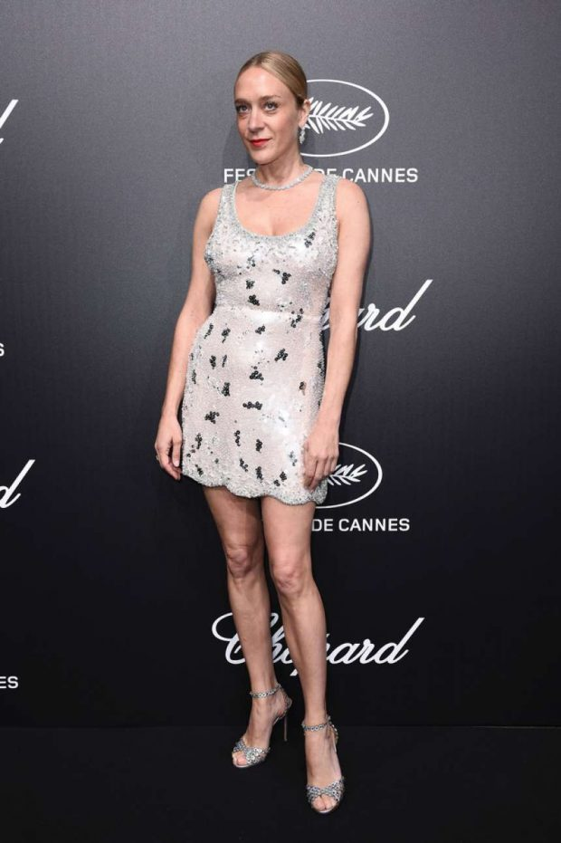 Chloe Sevigny - Chopard Trophy at Agora 2019 Cannes Film Festival