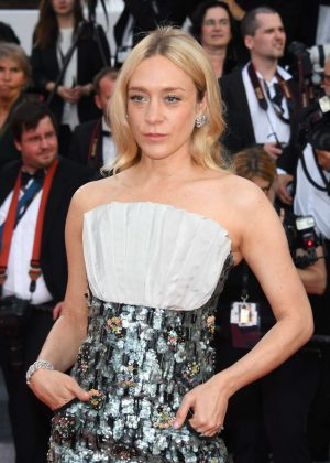 Chloe Sevigny - 'Everybody Knows' Premiere and Opening Ceremony at 2018 Cannes Film Festival
