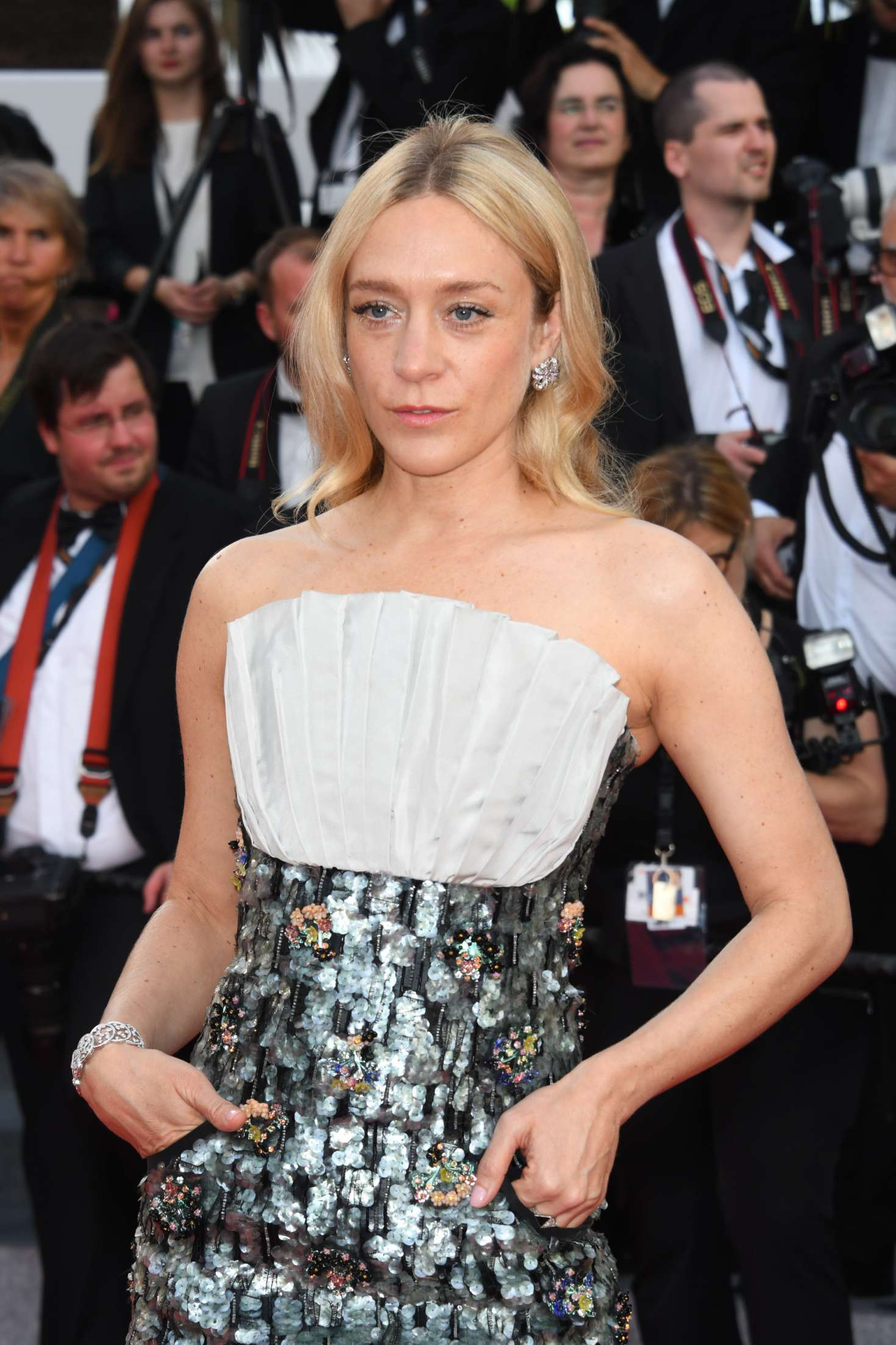 Chloe Sevigny Everybody Knows Premiere And Opening