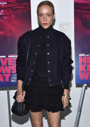 Chloe Sevigny - 'Heaven Knows What' Premiere in NYC