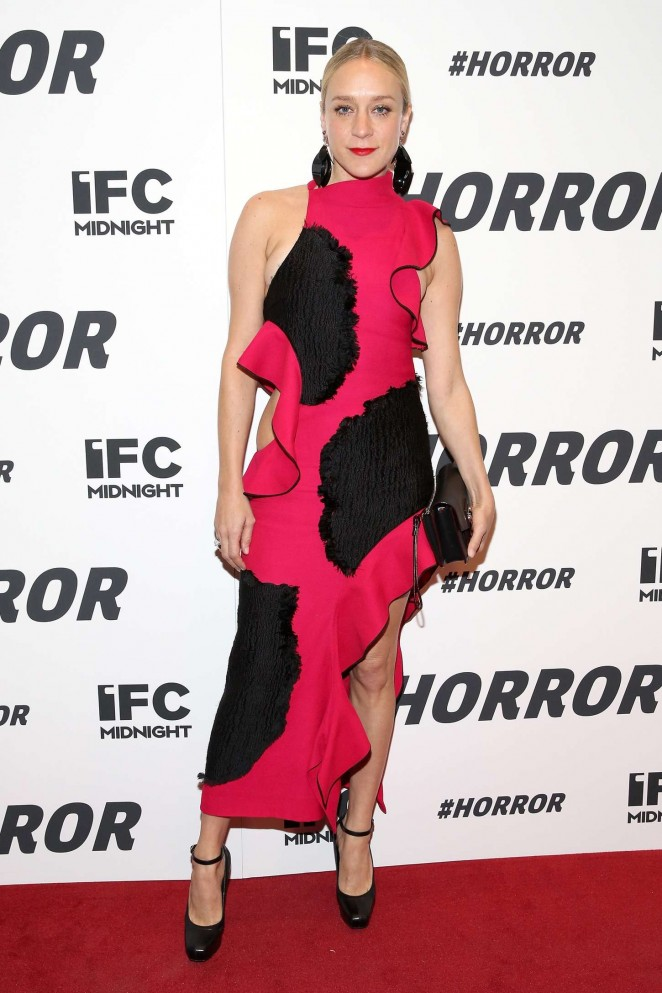 Chloe Sevigny - '#Horror' Premiere in New York
