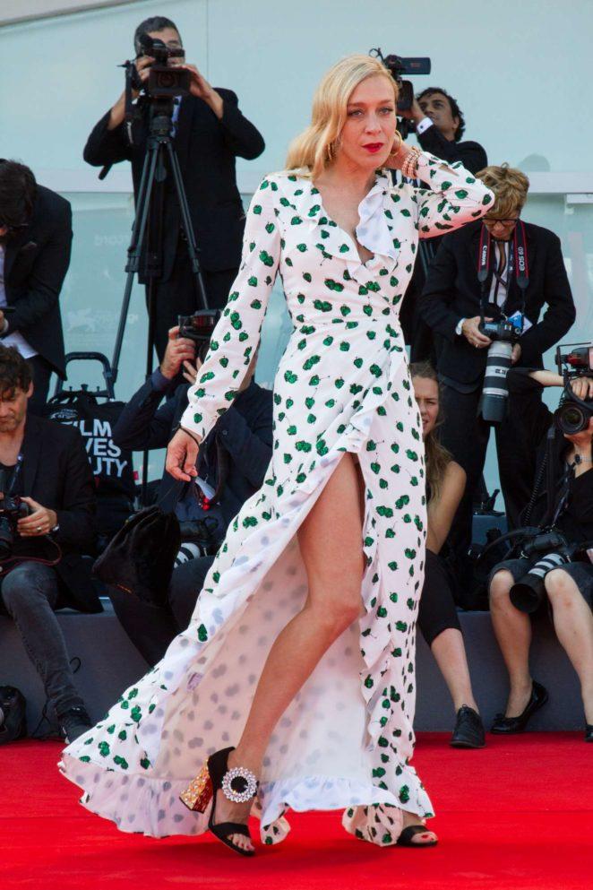 Chloe Sevigny - Lean On Pete Premiere 2017 Venice Film Festival
