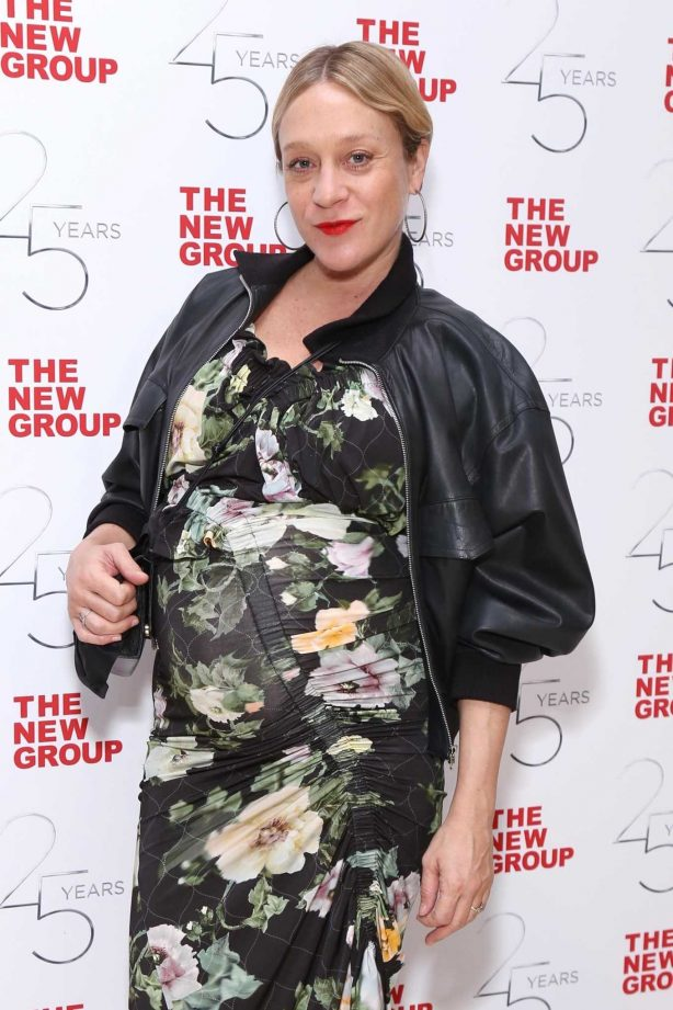Chloe Sevigny - Off-Broadway's The New Group 25th Annual Gala in New York