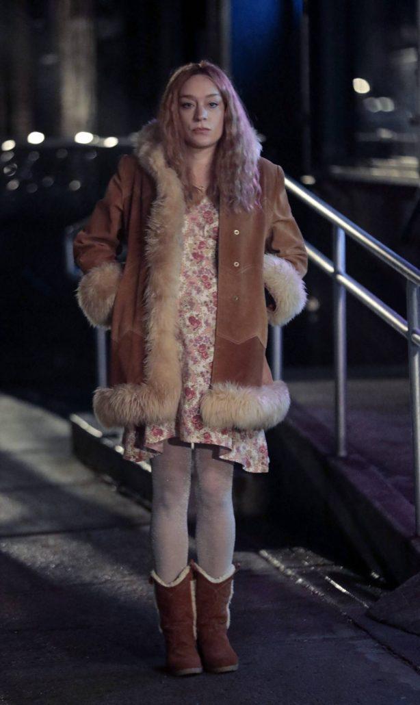 Chloe Sevigny - 'Russian Doll' set in New York
