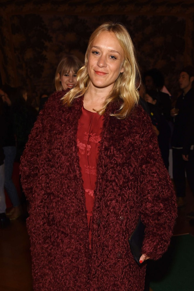 Chloe Sevigny - Stella McCartney Autumn 2015 Presentation in NYC