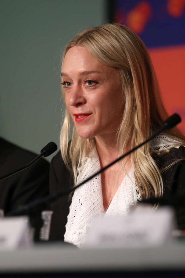 Chloe Sevigny - 'The Dead Don't Die' Press Conference at 2019 Cannes Film Festival
