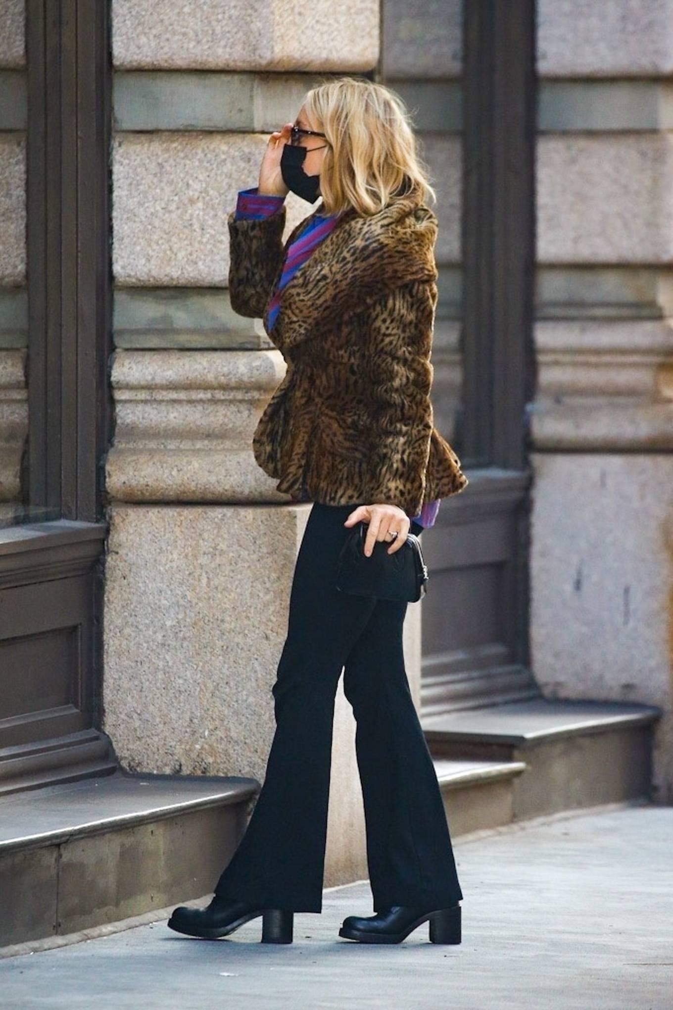 Chloe Sevigny 2021 : Chloe Sevigny – With husband Sinisa Mackovic strolling with their baby in New York-11