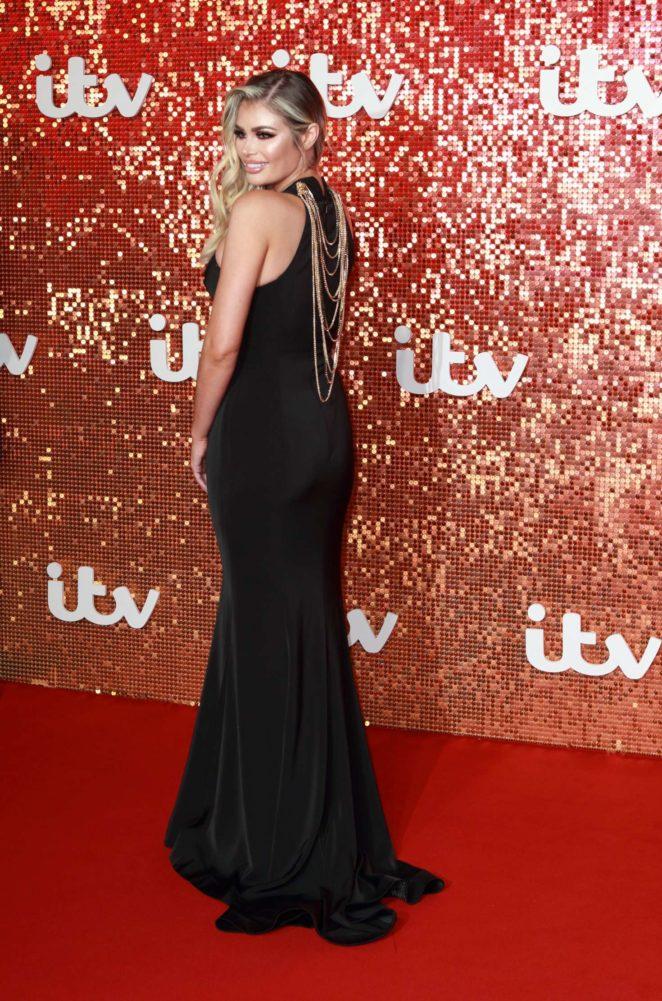 Chloe Sims: 2017 ITV Gala Ball -02