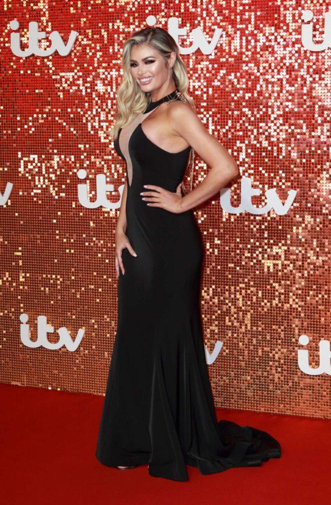 Chloe Sims: 2017 ITV Gala Ball -03