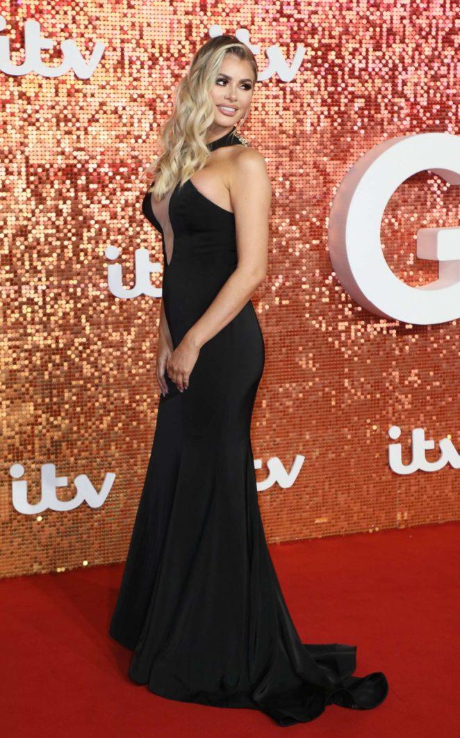 Chloe Sims: 2017 ITV Gala Ball -07