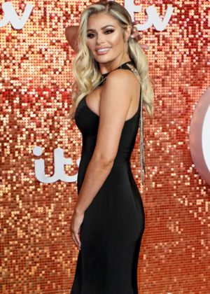 Chloe Sims - 2017 ITV Gala Ball in London