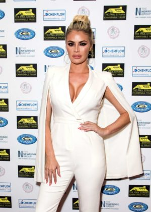 Chloe Sims – 2017 Trust Annual Gala in London