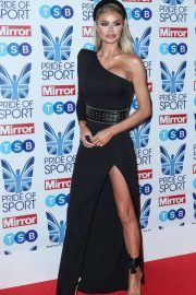 Chloe Sims - 2019 Daily Mirror Pride of Sport Awards in London