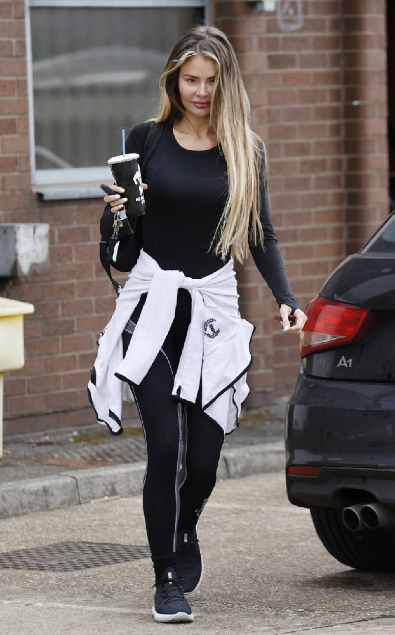 Chloe Sims 2021 : Chloe Sims – Seen make up free after a workout in Essex-09
