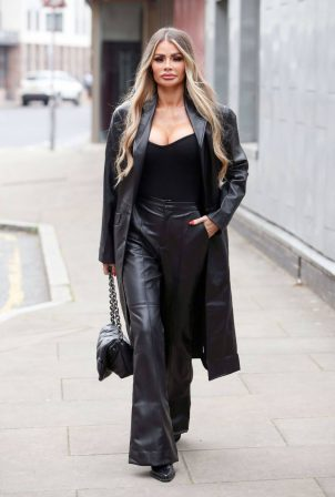 Chloe Sims - Seen on the TOWiE set in Essex