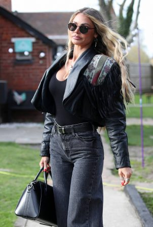 Chloe Sims - The Only Way is Essex TV show in Essex