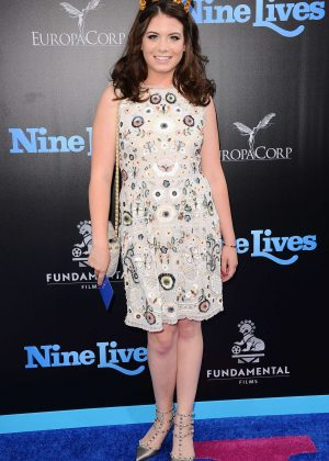 Chloe Sonnenfeld - 'Nine Lives' Premiere in Los Angeles