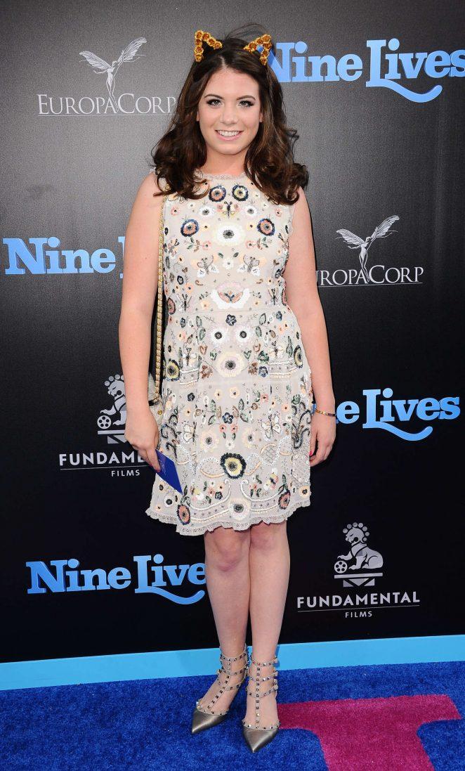 Chloe Sonnenfeld: Nine Lives LA Premiere -05