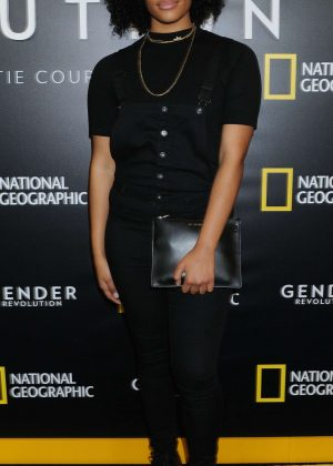 Chloe Vero - Gender Revolution: A Journey With Katie Couric Premiere in New York