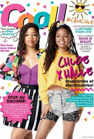 Chloe x Halle - COOL! Magazine (August 2020)