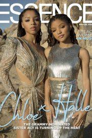 Chloe x Halle - Essence Magazine Digital Edition Photoshoot