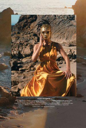 Chloe X Halle - US Vogue (March 2021)