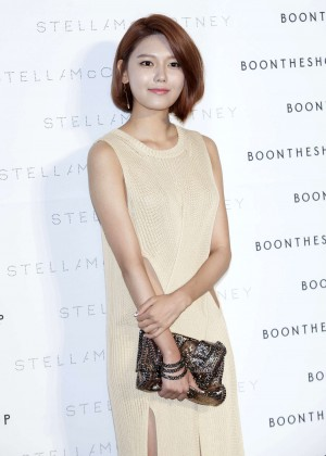 Choi Su-Yeong - Stella McCartney 'The World Of Stella At BoonTheShop' Photocall in Seoul