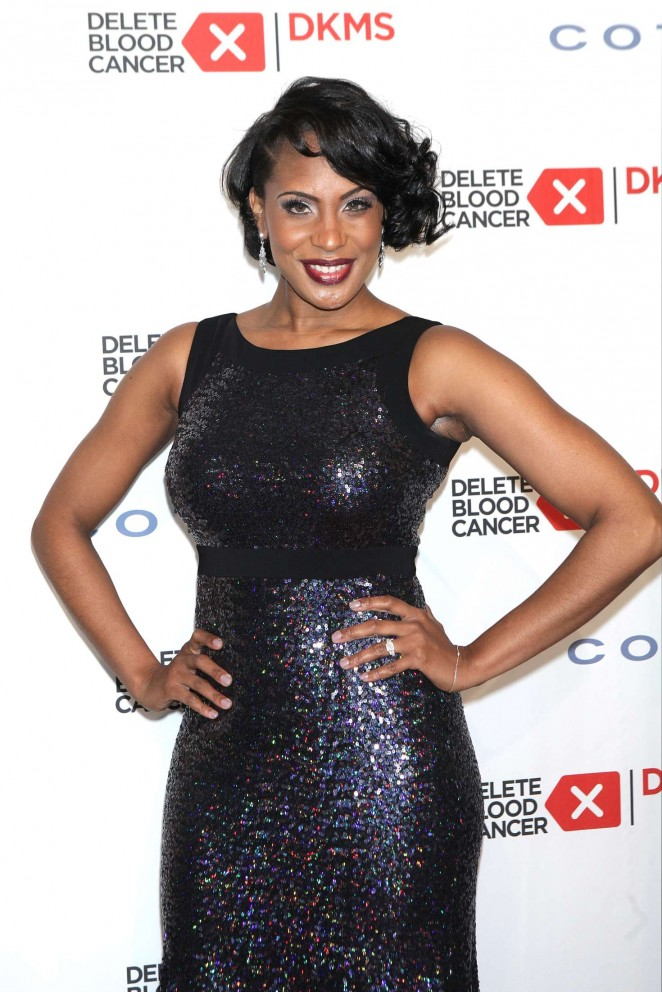 Chondra - 10th Annual Delete Blood Cancer DKMS Gala in New York