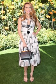 Chrishell Hartley - 2019 Veuve Clicquot Polo Classic in Los Angeles