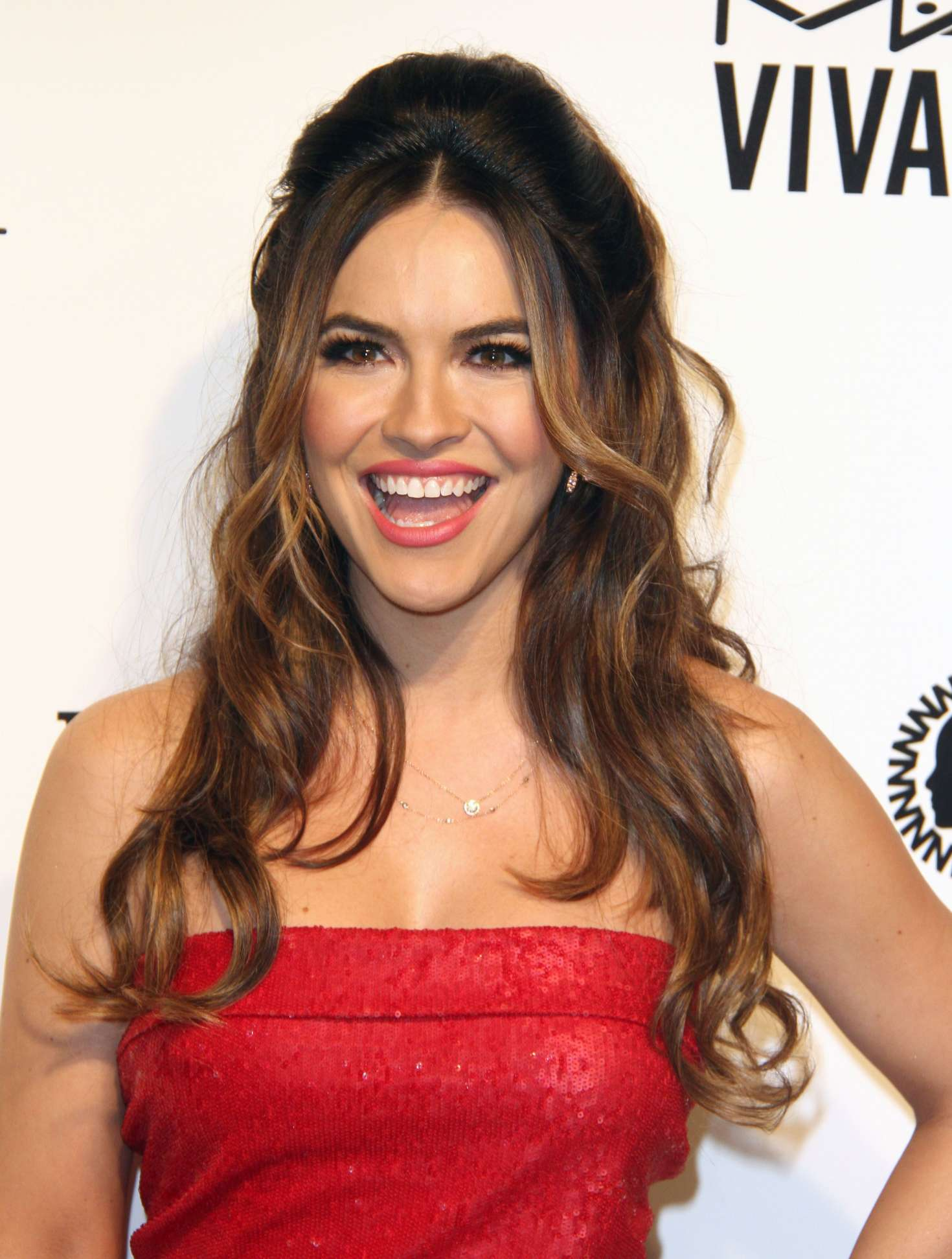 Chrishell Stause 2017 : Chrishell Stause: 2017 Elton John AIDS Foundations Oscar Viewing Party -11