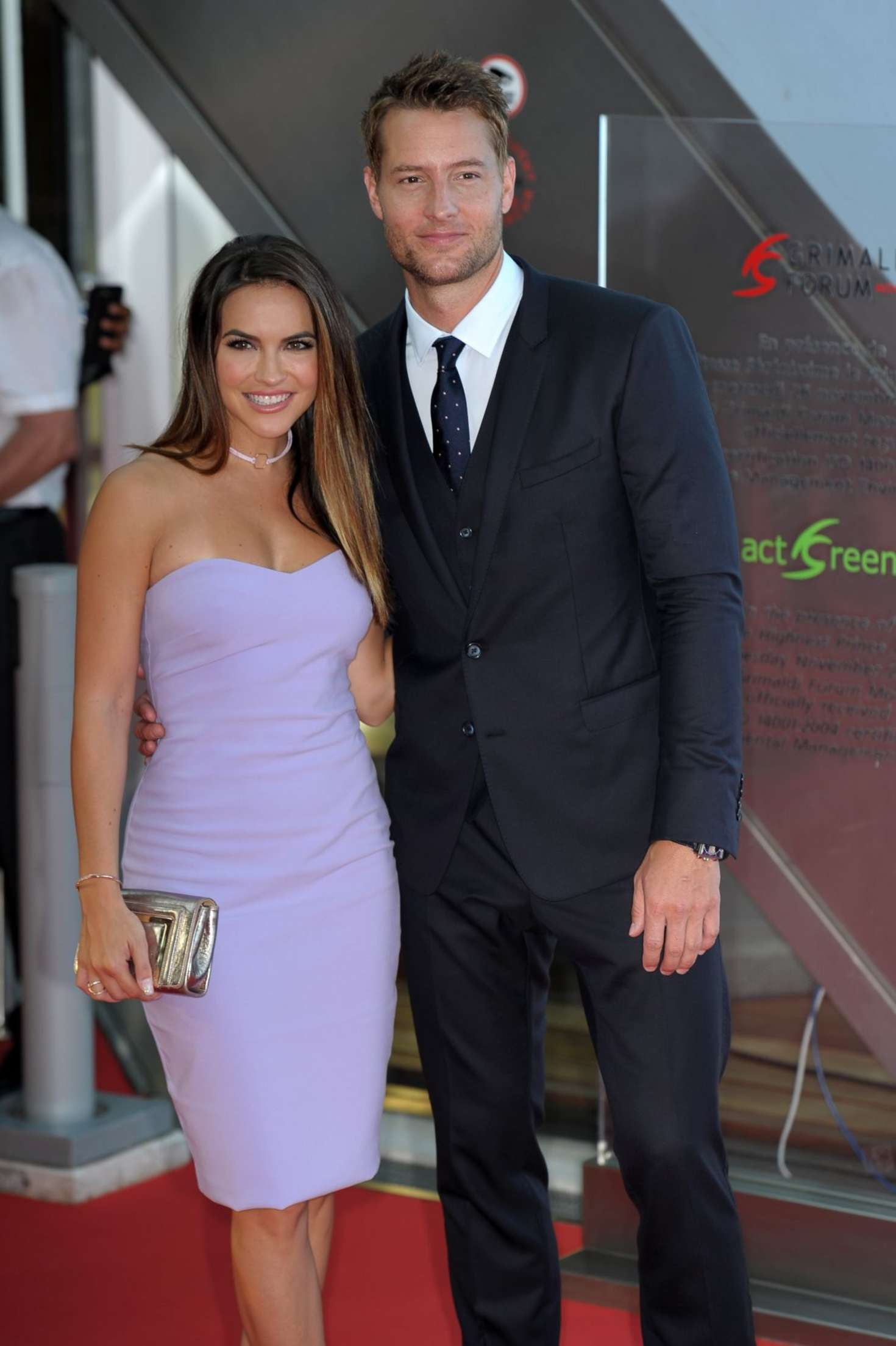 Chrishell Stause - 57th Monte-Carlo Television Oopening Ceremony