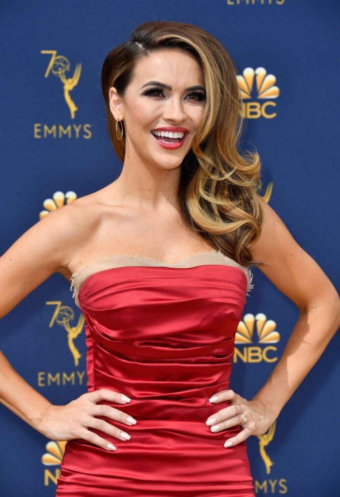 Chrishell Stause - 2018 Emmy Awards in LA