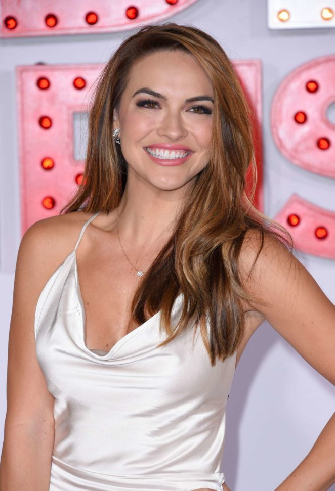 Chrishell Stause - 'A Bad Mom's Christmas' Premiere in Westwood