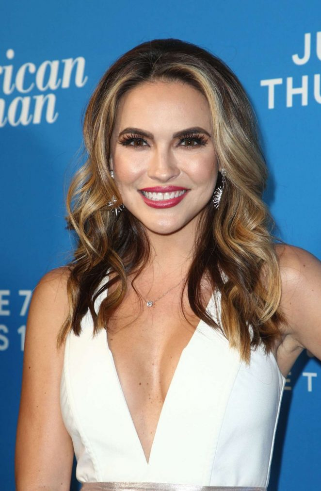 Chrishell Stause - Photocall for American Woman Premiere Party In Los Angeles
