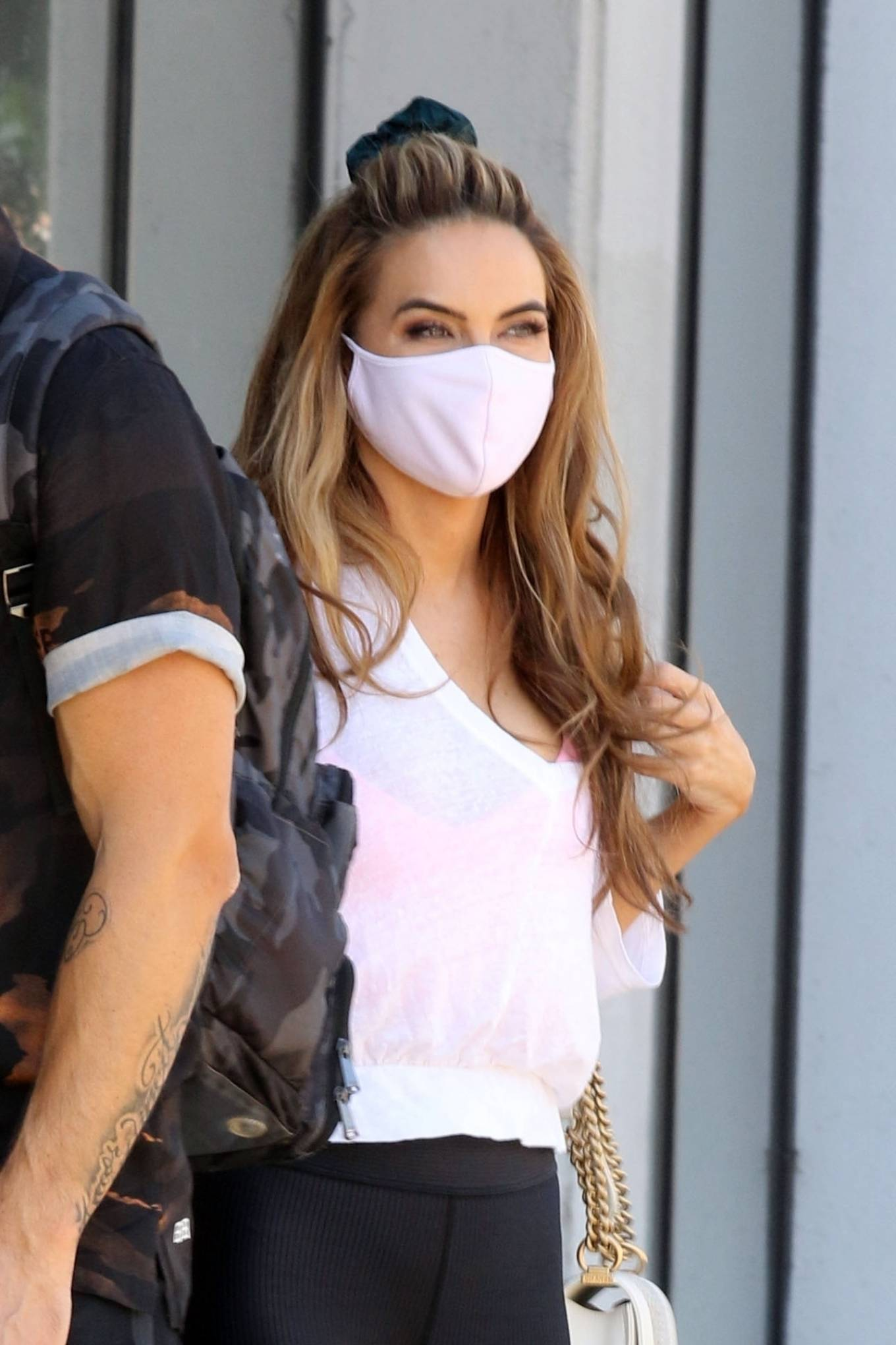 Chrishell Stause 2020 : Chrishell Stause – Seen after her dance practice in Los Angeles-10