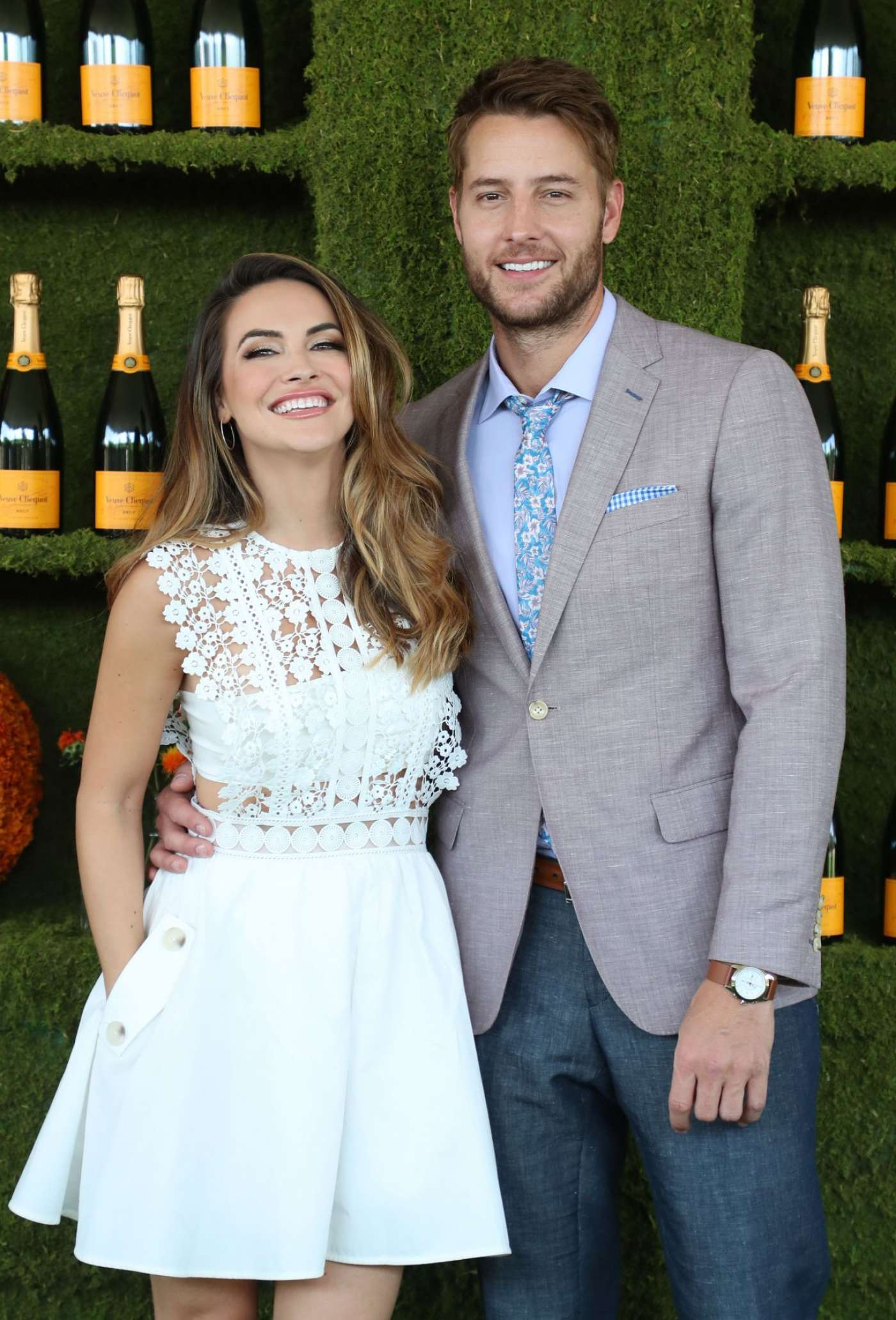 Chrishell Stause - Veuve Cliquot Polo Classic in LA